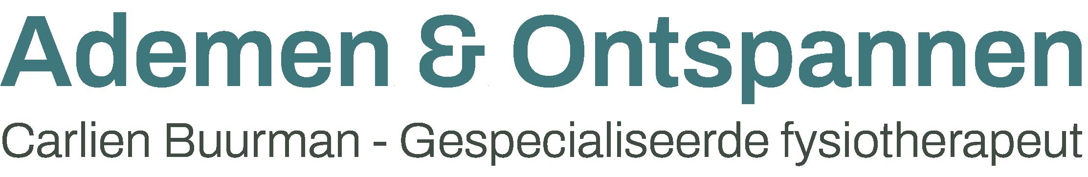 Adem & Ontspannen logo